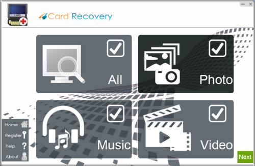 run 4card recovery